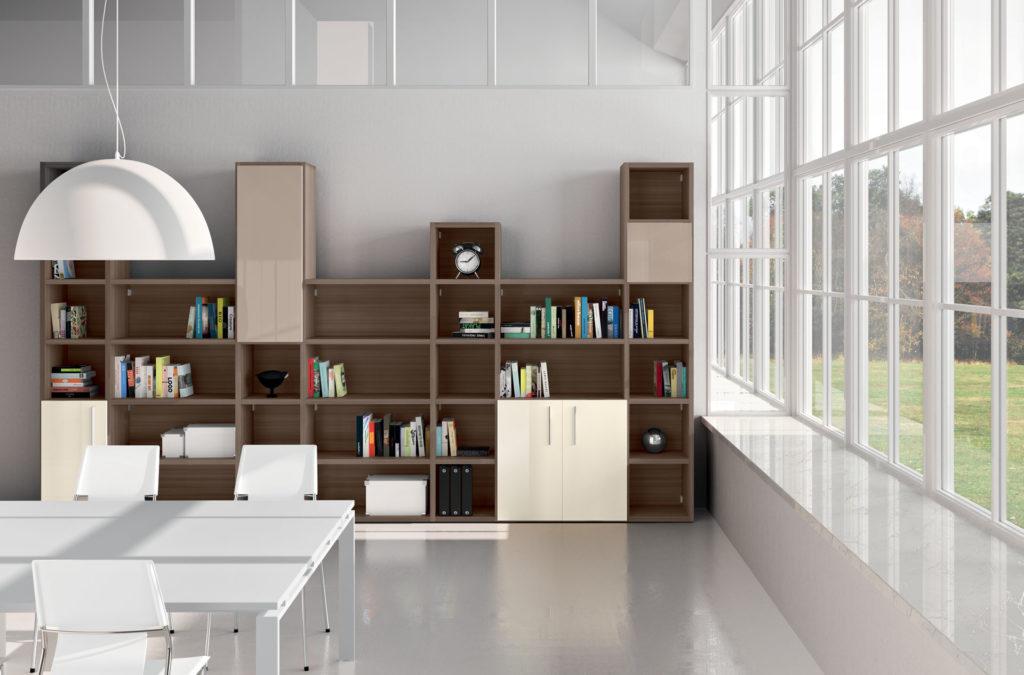 Libreria ufficio 2side arredo ufficio - Libreria ufficio ...