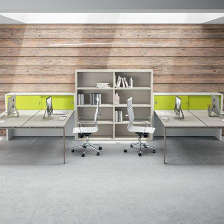 Arredamento per ufficio Torino - Scrivanie operative, Sedie per ufficio