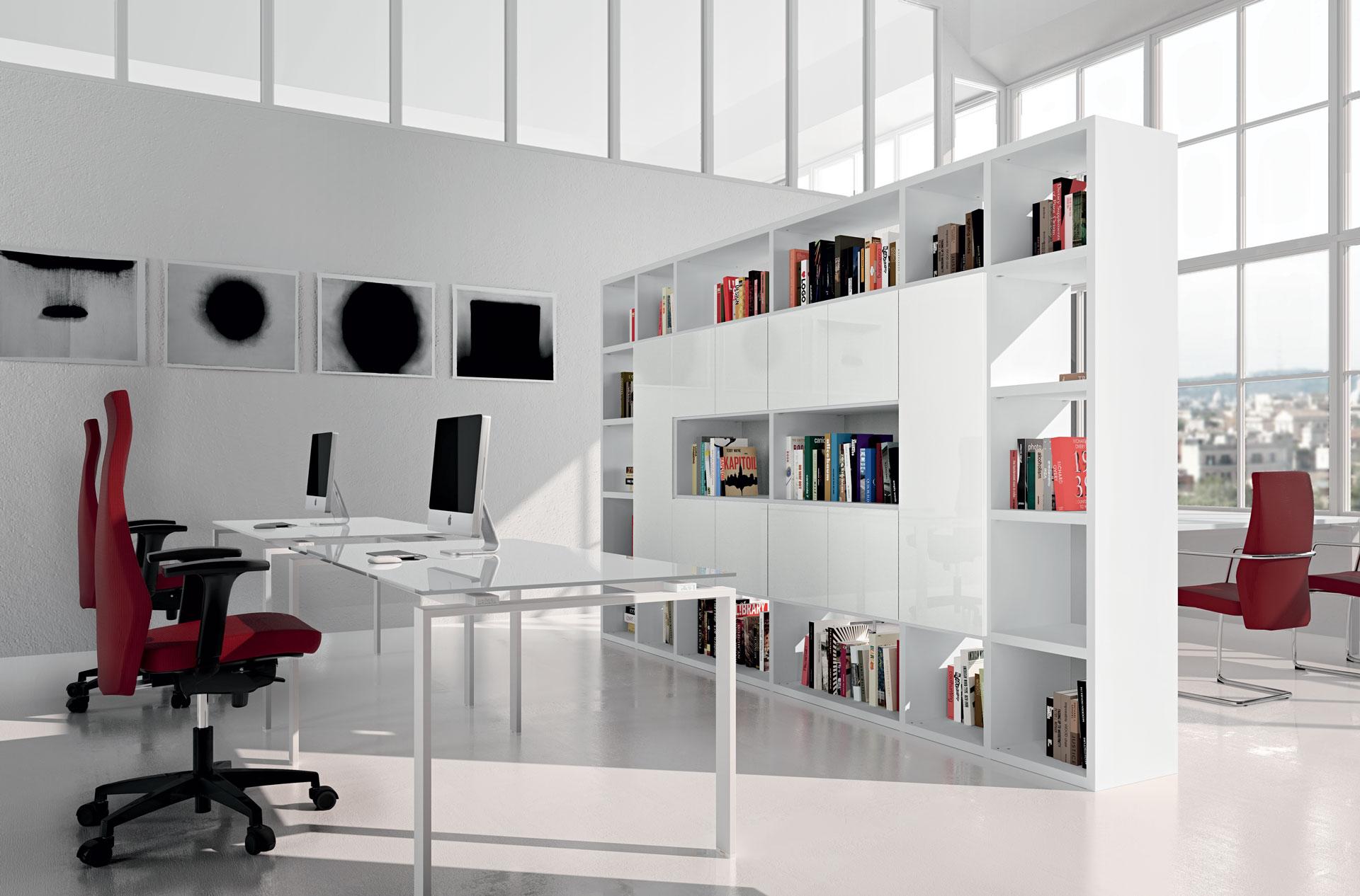 Libreria ufficio componibili arredo ufficio - Libreria ufficio ...