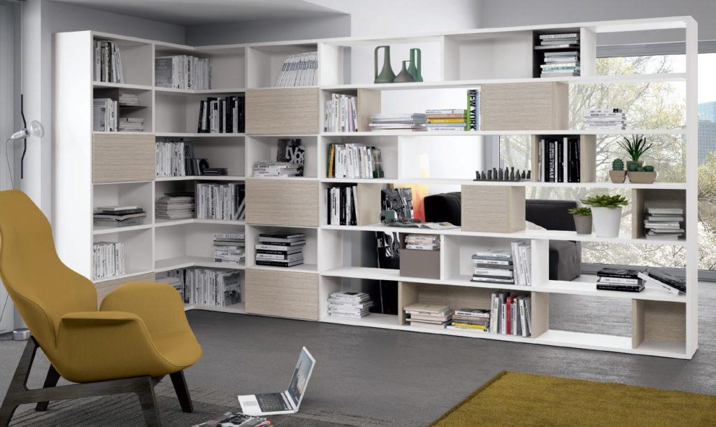 Libreria Ufficio Ante Scorrevoli : Libreria ufficio componibili arredo ufficio