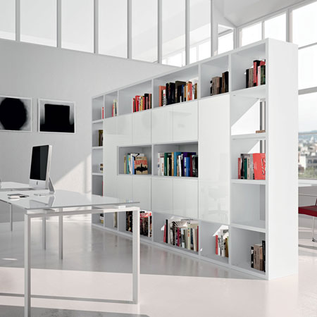Librerie Armadi I Metallici